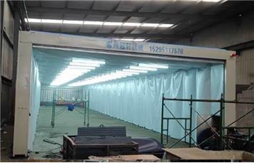 油膜喷漆房技术发展方向